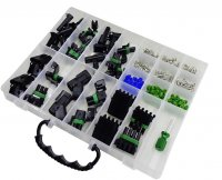 209PCE WEATHER PACK SEALED CONNECTOR WIRING KIT (1PC)