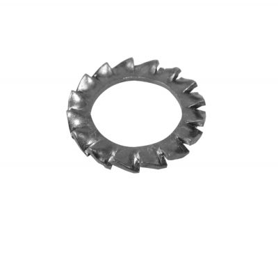 external tooth lock washers