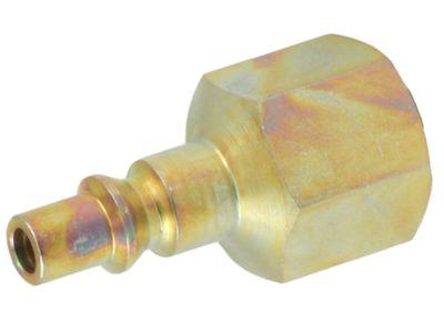hose connector inside