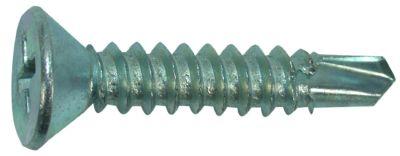 drilling screw countersunk head
