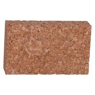 sanding cork and blocks