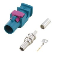 ANTENNA CONNECTOR SINGLE (1PC)
