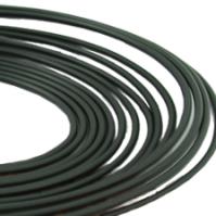 BRAKE PIPE STEEL PVF COATING 6,35MM 10METER (1PCS)