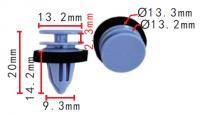 CLIP MERCEDES OE: A0019915798 (10PCS)