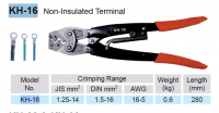 CRIMPING PLIERS FOR UNINSUL STARTER LUGS 1,5-16MM² (1PC)