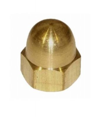 cap nut brass
