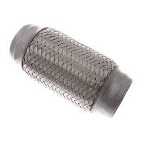 FLEXIBLE EXHAUST PIPE 50X150MM 51,3X152,4MM (1PC)