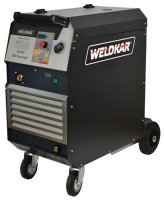 MIG WELDING MACHINE WK 300 SYNERGIC-400V, INCL, ACCESSORIESET (1PC)