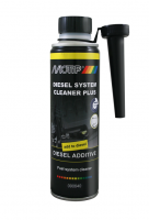 MOTIP DIESEL SYSTEM CLEANER PLUS 300ML (1PC)
