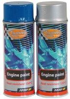 MOTIP ENGINE PAINT ALUMINUM 400ML (1PC)