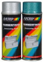 MOTIP HAMMER PIECE LACQUER GOLD 400ML (1PC)