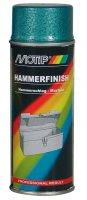 MOTIP HAMMER RATE PAINT BLUE 400ML (1PC)