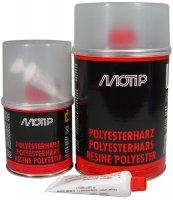 MOTIP POLYESTER RESIN 250GR (1PC)