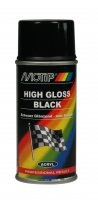 MOTIP RALLYE BLACK HIGH GLOSS 150ML (1PC)
