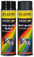 MOTIP RALLYE BLACK HIGH GLOSS 500ML (1PC)