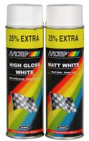 MOTIP RALLYE WHITE MATT 500ML (1PC)