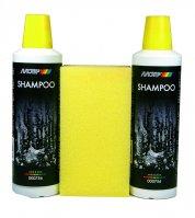 MOTIP SHAMPOO WASH & SHINE 2X 500ML (1PC)