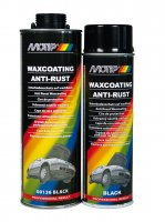 MOTIP UNDERCOATING WAX BLACK UNDER SCREW 1000ML (1PC)
