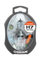 OSRAM H7 LAMP SET (1PC)