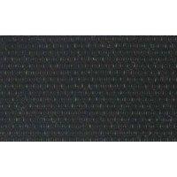 PARCEL SHELF FABRIC BLACK SILK THIN 75X140CM (1PC)