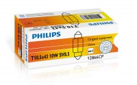 PHILIPS 12V 10W FESTOON T10.5X43 (1PC)
