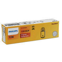 PHILIPS 12V 2W T2W (1PC)