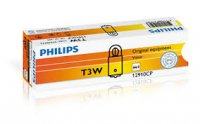 PHILIPS 12V 3W T3W (1PC)