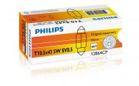 PHILIPS 12V 5W FESTOON T10.5X43 (1PC)