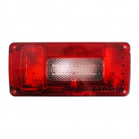 REAR LIGHT 6 FUNCTIONS 215X100MM LEFT (1PC)