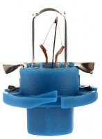 SINATEC TACHO 12V 1,2W B8,4D LIGHT BLUE NARVA (1PC)