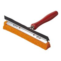 SQUEEGEE 20CM + WOODEN H&LE (1PC)