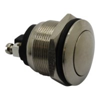SWITCH PUSH BUTTON BRASS (1PC)