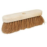 UNIMOTIVE BROOM HEAD SOFT BRISTLES (STICK Ø24) 25CM (1PC)