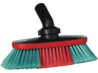 VIKAN TRANSPORT 526852 VEHICLE BRUSH, WATERFED 24CM (1PC)