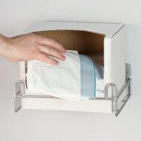 WALL BRACKET DISPENSER BOX (1PC)