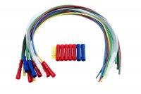 WIRING HARNESS REPAIR KIT TAILGATE +OUT PROTECTIVE RUBBER FORD (1PC)