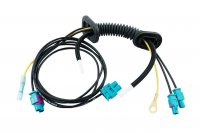 WIRING HARNESS REPAIR KIT TAILGATE RIGHT VW (1PC)